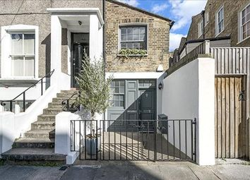 Thumbnail 2 bedroom terraced house for sale in Harecourt Road, London
