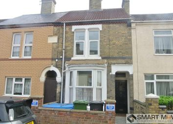 Thumbnail 1 bedroom flat to rent in Palmerston Road, Peterborough, Cambridgeshire.
