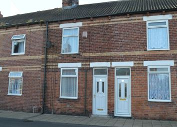 Thumbnail 2 bed terraced house to rent in King Street, Castleford