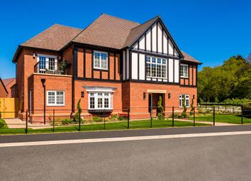 "Thumbnail 5 bedroom detached house for sale in ""Whistler House"" at Wedgwood Drive, Barlaston, Stoke-On-Trent"