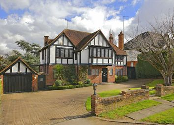 Thumbnail 5 bed detached house for sale in Pine Grove, Totteridge, London