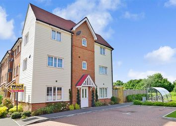 Thumbnail 4 bed town house for sale in Malt Kiln Place, Dartford, Kent