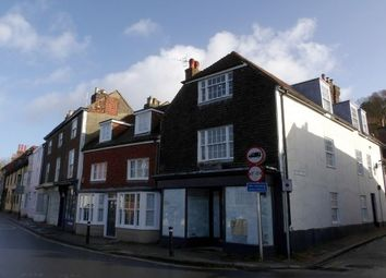 Thumbnail 2 bed flat to rent in Malling Street, Lewes