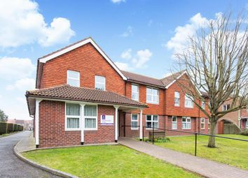 Thumbnail 1 bed property for sale in Gainsborough Lodge, South Farm Road, Worthing