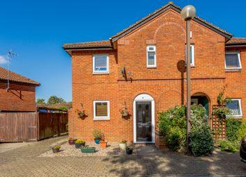 Thumbnail 3 bedroom semi-detached house for sale in Quantock Crescent, Milton Keynes
