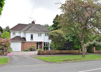 Thumbnail 5 bed detached house for sale in Dartmouth Avenue, Westlands, Newcastle