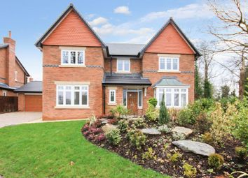 Thumbnail 4 bed detached house for sale in Plot 47 The Knightsbridge II, Backford Park, Chester
