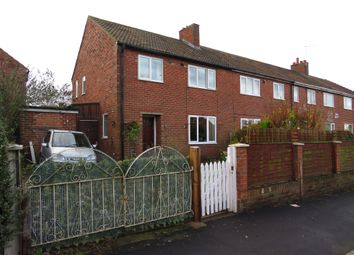 Thumbnail 3 bed semi-detached house for sale in Linden Avenue, Wickersley, Rotherham