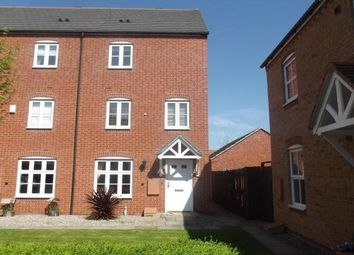 Thumbnail 3 bed property to rent in Iron Way, Bromsgrove