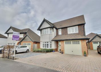 Thumbnail 4 bed detached house for sale in Newlands Avenue, Waterlooville