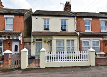 Thumbnail 2 bed semi-detached house for sale in Trafalgar Road, Shoeburyness