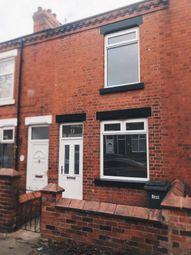 Thumbnail 2 bed terraced house for sale in Neville Street, Stoke-On-Trent