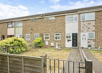 Thumbnail 3 bed terraced house for sale in Naseby Gardens, St. Neots, Cambridgeshire