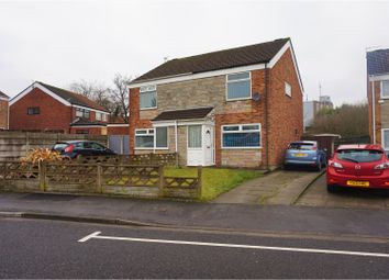 Thumbnail 3 bed semi-detached house for sale in Hodnet Drive, Wigan
