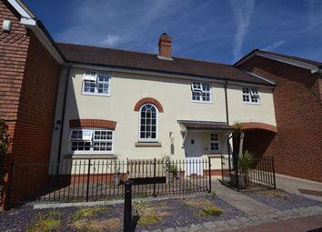 Thumbnail 5 bed terraced house for sale in Lower Mount Street, Fleet