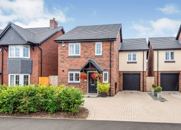 Thumbnail 3 bed detached house for sale in Bramshall Road, Uttoxeter