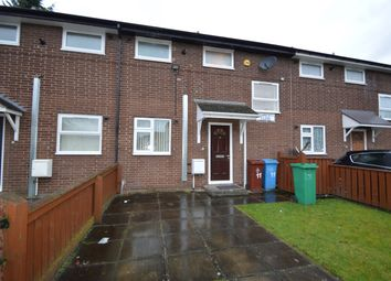 Thumbnail 2 bed terraced house for sale in Sharcott Close, Manchester