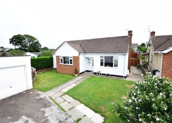 Thumbnail 3 bed detached bungalow for sale in The Moorings, Pill, Bristol