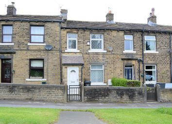Thumbnail 2 bed terraced house to rent in Lindley Moor Road, Lindley, Huddersfield