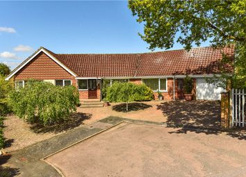 Thumbnail 6 bed detached house for sale in Felbridge Close, Frimley, Camberley, Surrey