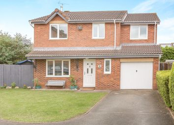 Thumbnail 5 bed detached house for sale in Slade Avenue, Lyppard Hanford, Worcester