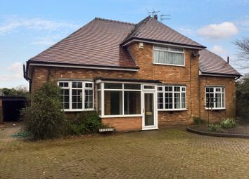 Thumbnail 3 bed detached bungalow for sale in Roe Lane, Southport