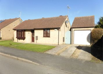 Thumbnail 2 bed detached bungalow for sale in 2 Stanley Street, Bourne, Lincolnshire