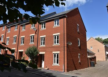 Thumbnail 4 bed end terrace house for sale in Bathern Road, Southam Fields, Exeter