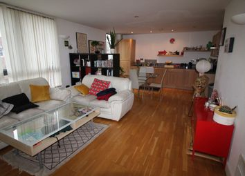 Thumbnail 2 bed flat for sale in Advent House, 2 Isaac Way, Manchester
