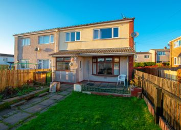 Thumbnail 2 bed semi-detached house for sale in Pen-Y-Caeau Court, Newport