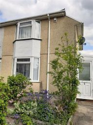 Thumbnail 2 bed end terrace house for sale in Brondeg, Manselton, Swansea