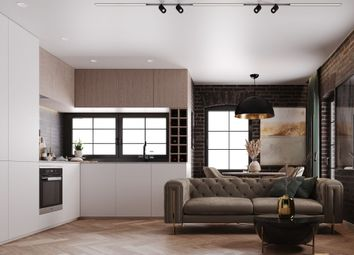 Thumbnail 2 bed flat for sale in Kitchen Street, Liverpool