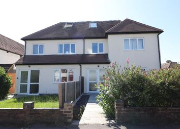 Thumbnail 1 bed flat to rent in Woodham Lane, New Haw