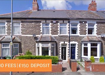 3 bed terraced house to rent in Cambridge St, Grangetown, Cardiff CF11