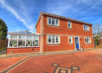 Thumbnail 3 bed detached house for sale in Princess Street, Gorseinon, Swansea