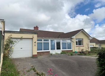 4 North Hill, Blackwater, Truro, Cornwall TR4. 3 bed detached bungalow