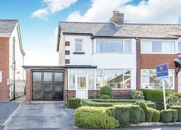 Thumbnail 3 bed semi-detached house for sale in School Lane, Euxton, Chorley