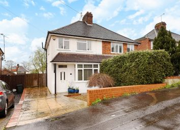 Thumbnail 3 bedroom semi-detached house for sale in Grasmere Avenue, Tilehurst, Reading