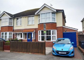 Thumbnail 4 bed property for sale in Gannon Road, Worthing, West Sussex