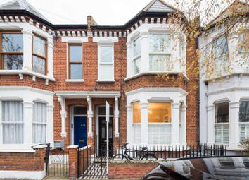 Thumbnail 3 bed flat to rent in Sugden Road, Battersea