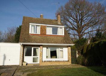 Thumbnail 3 bed detached house for sale in Andrews Close, Salehurst, Robertsbridge, East Sussex