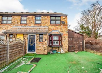 Thumbnail 4 bed semi-detached house for sale in Croftongate Way, London