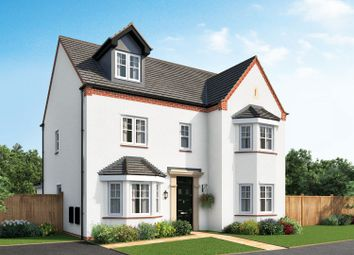 Thumbnail 5 bed detached house for sale in Greenlakes Rise, Houghton Conquest, Bedford