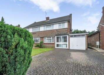 Thumbnail 3 bedroom semi-detached house for sale in Downs Park, Downley, High Wycombe