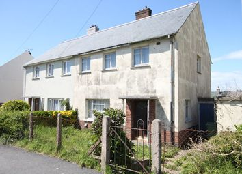 Thumbnail 3 bed semi-detached house for sale in Brynheulog, Tywyn