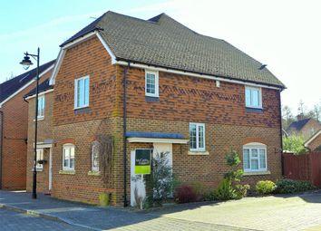 Thumbnail 3 bedroom semi-detached house to rent in The West Hundreds, Elvetham Heath, Fleet