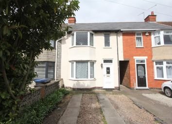Thumbnail 3 bed terraced house for sale in Tudor Road, Hinckley