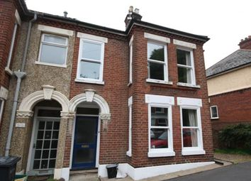Thumbnail 1 bed flat to rent in Chalk Hill Road, Norwich, Norfolk