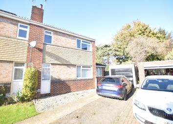 Thumbnail 3 bed semi-detached house for sale in The Links, Kempston, Bedford