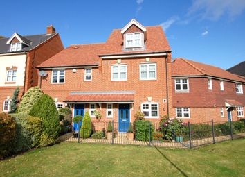 Thumbnail 3 bed terraced house for sale in Waterers Way, Bagshot